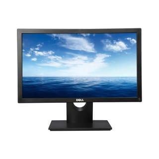 Dell 19-Inch LED Monitor E1916HV LED-Backlit LCD Monitor
