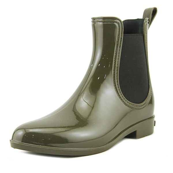 INC International Concepts Rubiee Olive Snow Boots