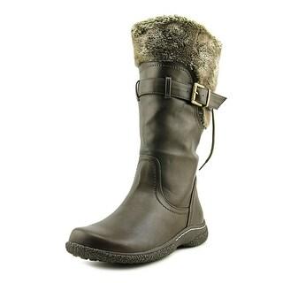 Wanderlust Belina Women W Round Toe Synthetic Winter Boot