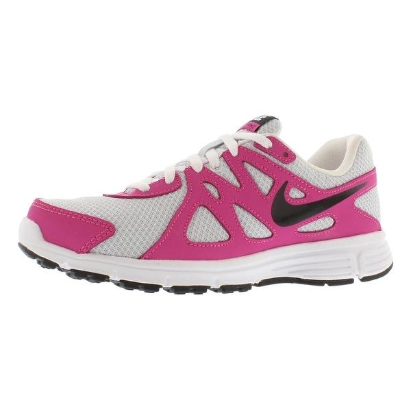 7be79307b4e Shop Nike Revolution 2 Gradeschool Girl s Shoes - Free Shipping ...