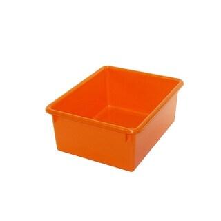 5In Stowaway Letter Box Orange
