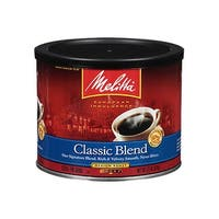 Melitta 60260 Classic Blend (Single Pack) 22 Ounce Classic Ground Coffee