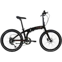 Dahon Ios D9 Obsidian Folding Bike Bicycle Black
