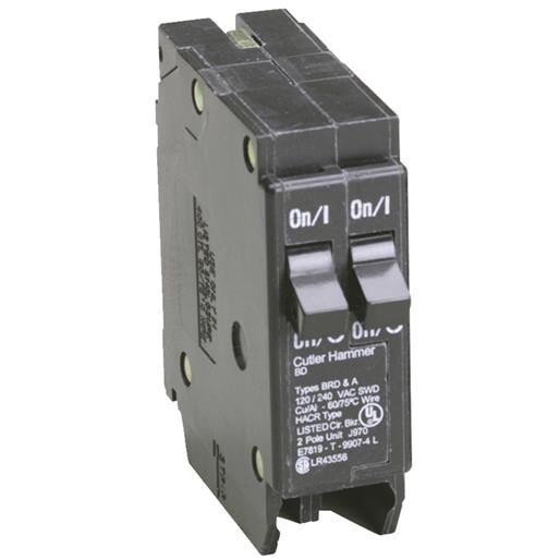 Eaton Corporation 20A/20A Circuit Breaker BD2020 Unit: EACH