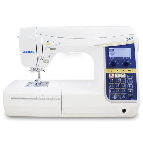 """Juki HZL-DX7 Computerized Sewing and Quilting Machine - 1"""" x 1"""" x 1"""""""