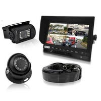 Pyle  Rear View & Backup Camera Systems with Display Monitor - 7 in.
