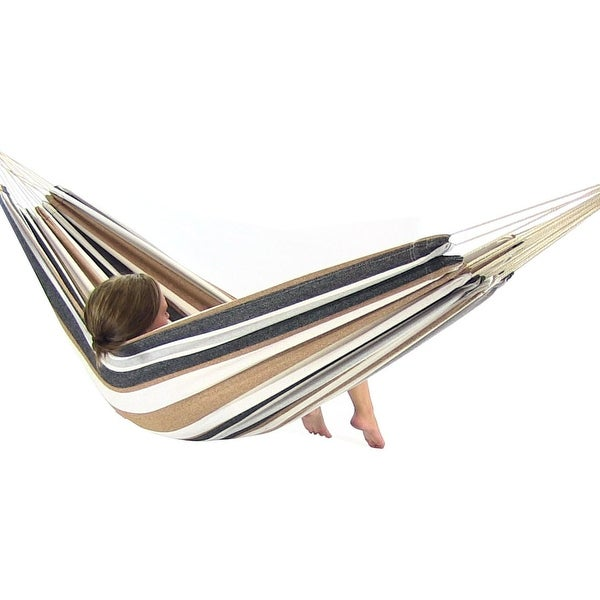 Sunnydaze Double Brazilian Hammocks - Multiple Colors - Hammock ONLY