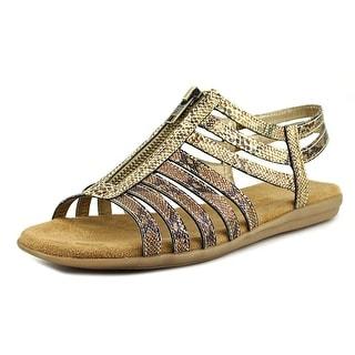Aerosoles Chlothesline W Open Toe Synthetic Gladiator Sandal