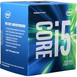 Intel CPU BX80662I56500 Core i5-6500 3.20GHz 6MB LGA1151 4Core/4Thread Skylake Retail
