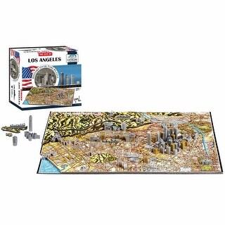 4D Cityscape Puzzle - Los Angeles - MultiColor