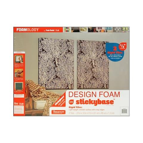 Dfbm2418 fairfield foam design rigid 24x18x 5 2pc