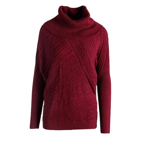 97d45e2234b Sisters Womens Pullover Sweater Cable Knit Long Sleeves