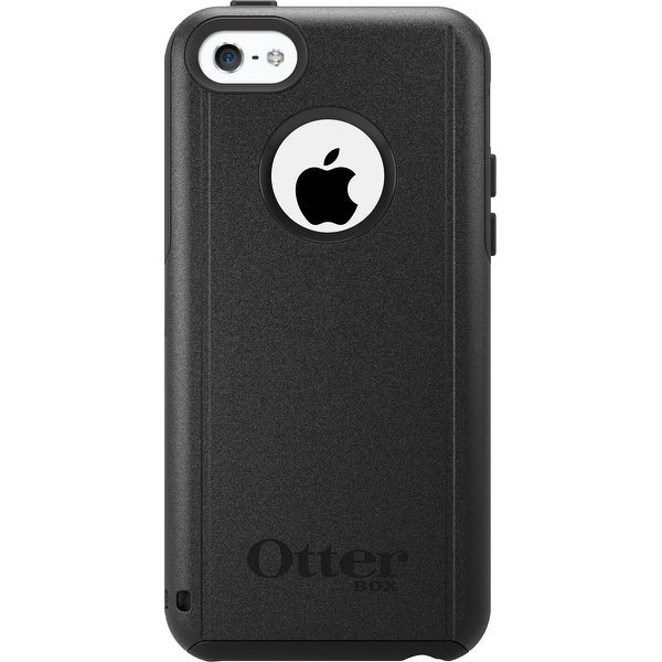 OtterBox Commuter Series Durable Protective Case for Apple iPhone 5C - Black