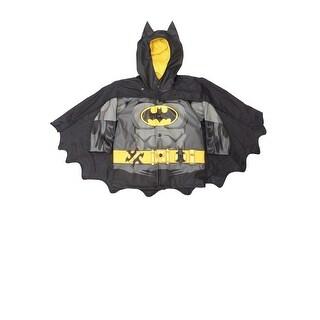 Kids Batman Rain Coat - 4T