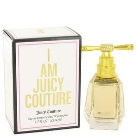 Eau De Parfum Spray 1.7 oz I am Juicy Couture by Juicy Couture - Women