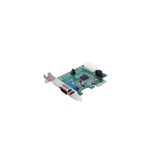 Startech Pex1s952lp 1 Port Low Profile Native Pci Express Serial Card W/ 16950