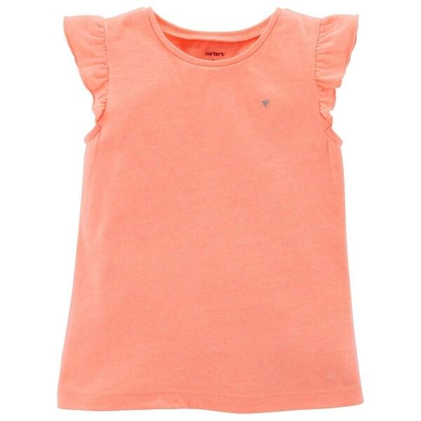 b9039e392701 Shop Carter s Baby Girls  Neon Flutter Tank