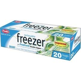 Presto Qt Reclose Freezer Bag