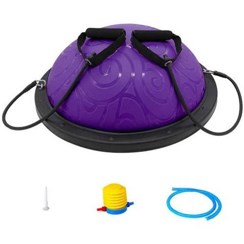 AOOLIVE Balance Ball Home Gym Training Exercises Equipment