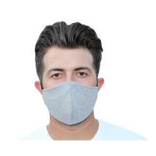 Link to Men's Reusable Fashion Cloth Face Mask with Adjustable Straps Similar Items in Scarves & Wraps