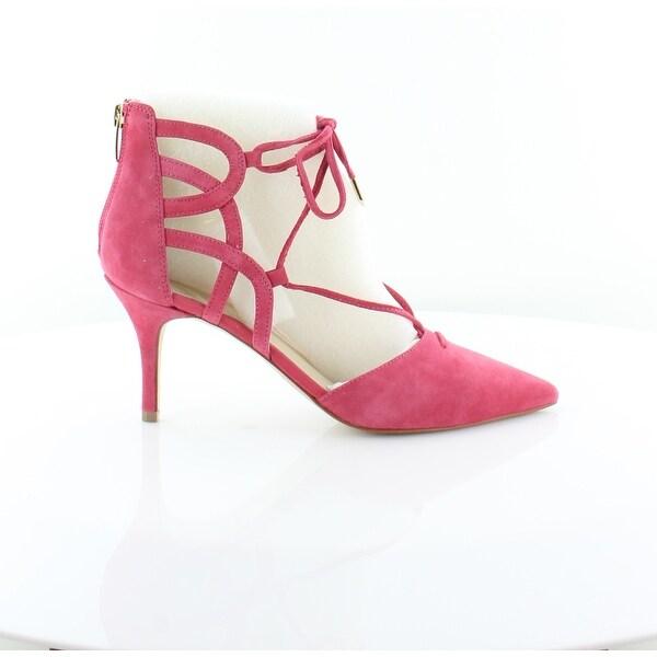 Marc Fisher Truthe Women's Heels Medium Pink - 7.5