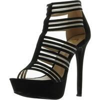 Mark & Maddux Women's Divina-01 Pumps Shoes - Black