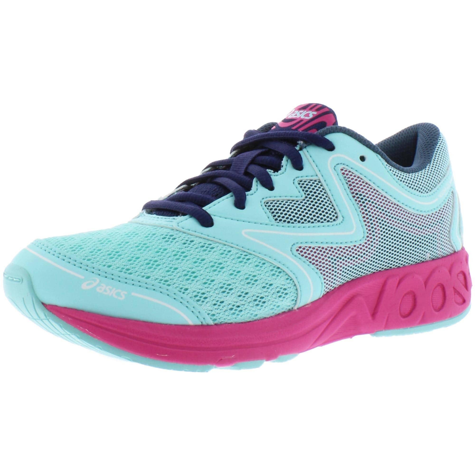 Asics Girls Noosa GS Running Shoes Lifestyle Sport