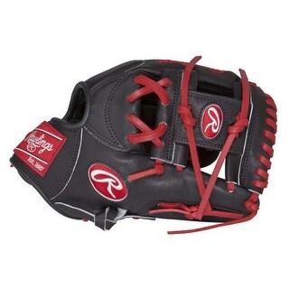 "Rawlings Pro Preferred 11.5"" Infield Baseball Glove RHT, PROSNP4-2BS"