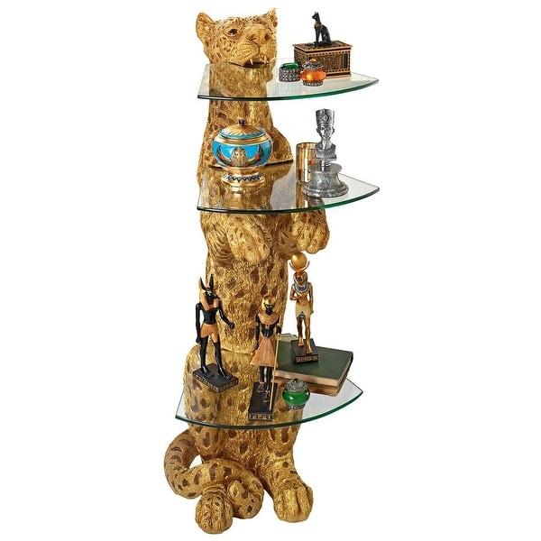 Shop Design Toscano Royal Egyptian Cheetah Sculptural