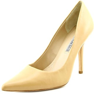 Charles David Sway II Women Pointed Toe Leather Heels