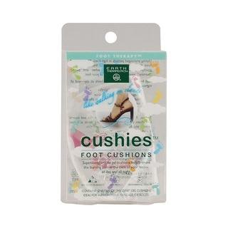 Earth Therapeutics Cushies Foot Cushion - 2 Pads