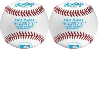 Rawlings Little League Training Baseballs Bundle (24 pack)