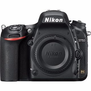 Nikon D750 DSLR Camera (Body Only)|https://ak1.ostkcdn.com/images/products/is/images/direct/4ff73b0d44ed8119ec21e1eb8f9dc9f882b3ae0f/Nikon-D750-DSLR-Camera-%28Body-Only%29.jpg?impolicy=medium