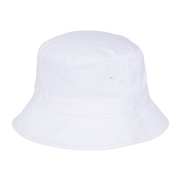 f428c30f151 Shop Cotton Twill Bucket Hat - Free Shipping On Orders Over  45 -  Overstock.com - 16947918
