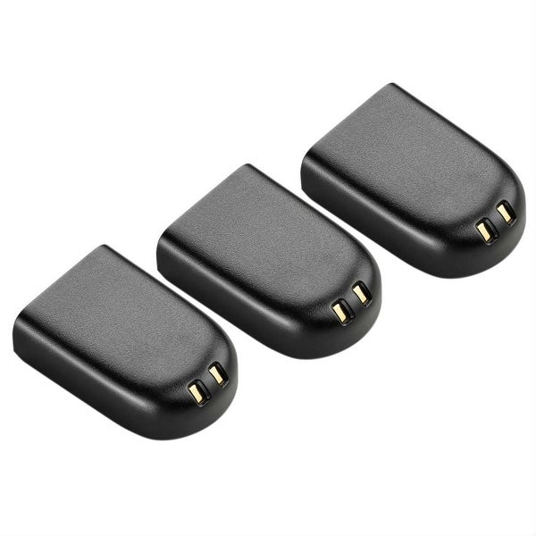 Battery for Plantronics 8459801 (3-Pack) Replacement Battery