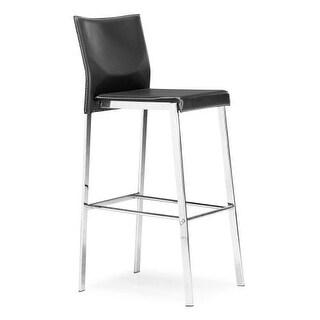 Zuo Modern Boxter Bar Chair Boxter Barstool