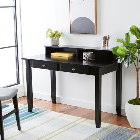 SAFAVIEH Winsome 2-Drawer Work Office Desk