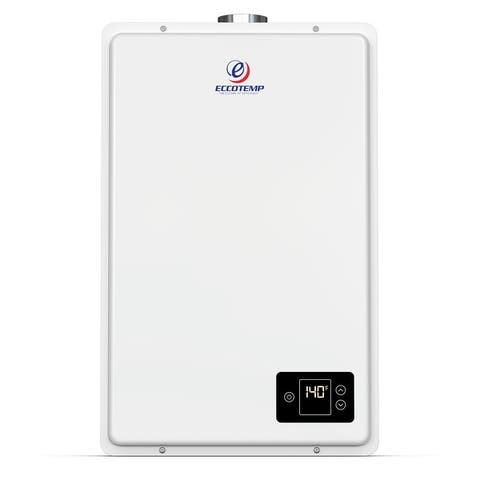 Eccotemp 20HI Indoor 6 GPM Natural Gas Tankless Water Heater