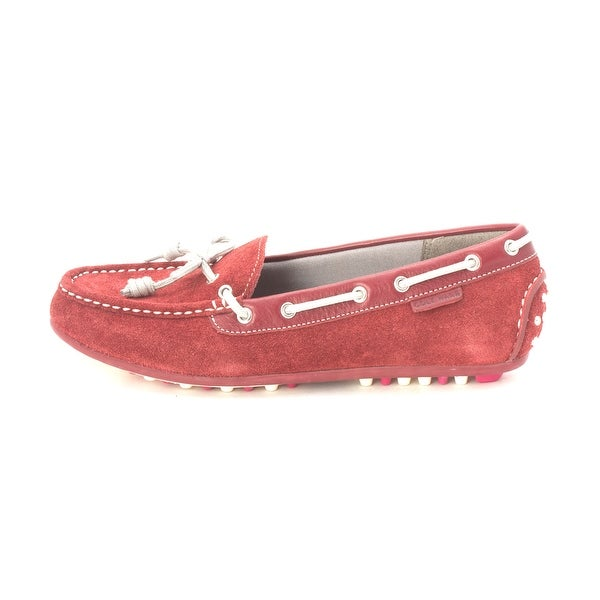 Cole Haan Womens Jilliansam Closed Toe Boat Shoes - 6