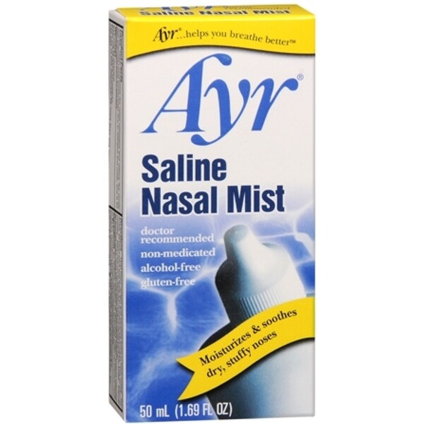 Ayr Saline Nasal Mist 50 mL