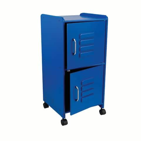 KidKraft: Medium Locker - Blue