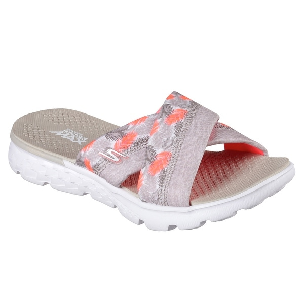 001be3077dd Shop Skechers 14667 NTCL Women s ON THE GO 400-TROPICAL Sandal ...