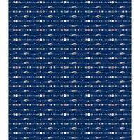 """Blue Ornaments - Craft Consortium Decoupage Papers 13.75""""X15.75"""" 3/Pkg"""
