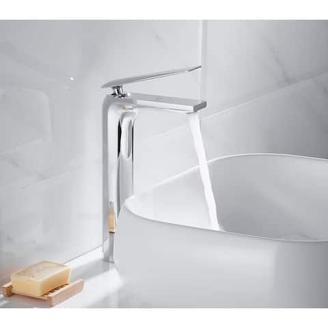 Modern Vanity Single-hole Faucet LB9301H
