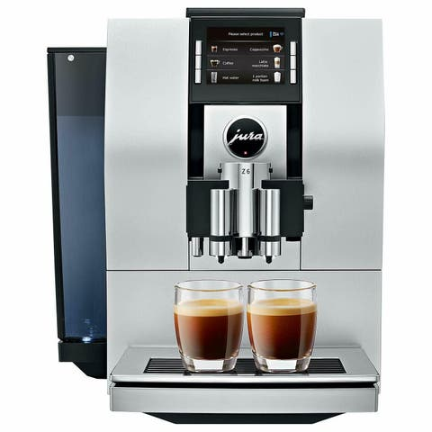 Jura 15093 Automatic Coffee Machine Z6 w/ Pulse Extraction Process