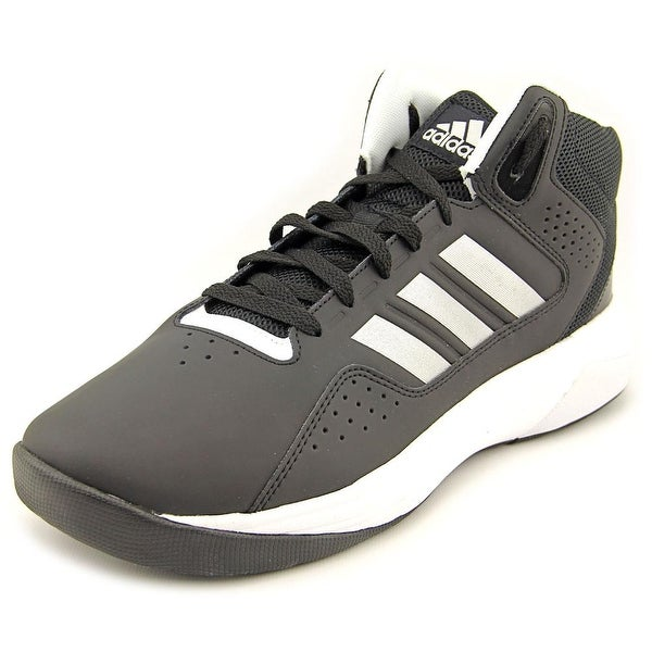 Adidas Cloudfoam Ilation Men Round Toe Synthetic Black Sneakers