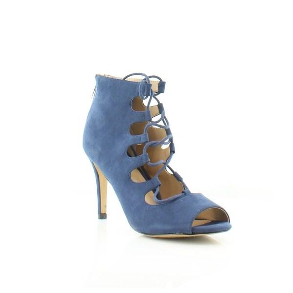 Thalia Sodi Luana Women's Heels Navy - 8.5