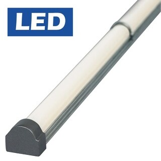 "Tech Lighting 700UMCD301824 Unilume LED 12"" 3 Watt Plug-In Micro Channel Under C"