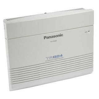 Refurbished Panasonic KX-TA824-R Advanced Hybrid Telephone / Intercom System