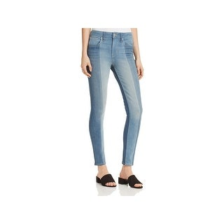 Levi's Womens Skinny Jeans Patchwork Slim Fit
